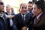 Sisi, yüzde 92'yle yeniden Cumhurbaşkanı