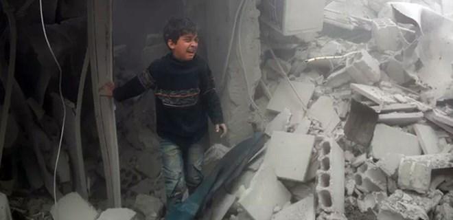 Esed rejimi Doğu Guta'da 23 sivili daha öldürdü!