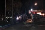 Iğdır'da tüyler ürperten trafik kazası!