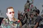 Esad gözünü terör örgütü PKK/PYD'nin kalesi Rakka'ya dikti!