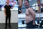Cem Yılmaz 3 ayda 12 kilo verdi