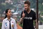 David Beckham Endonezya'da