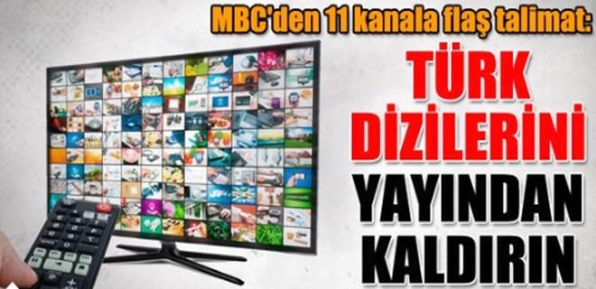 MBC'den 11 kanala flaş talimat!