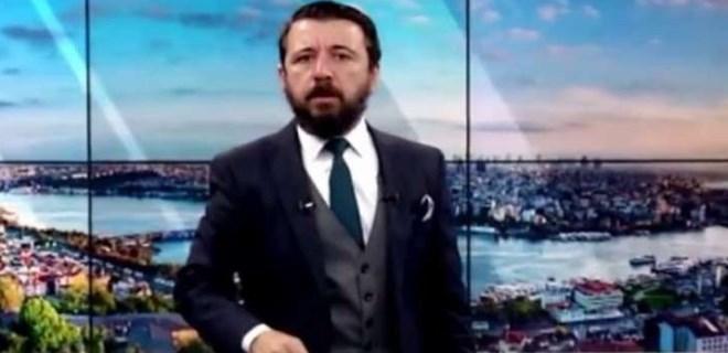 Akit TV sunucusunun Twitter hesabı kapatıldı!