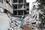 Esad Doğu Guta'da yerleşim yerlerini vurdu: 38 ölü!