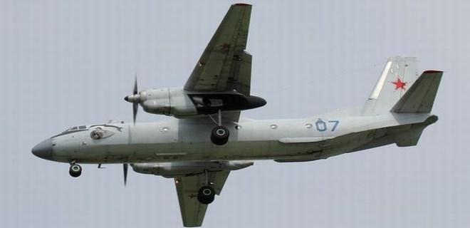 Rus uçağı Suriye'de düştü!