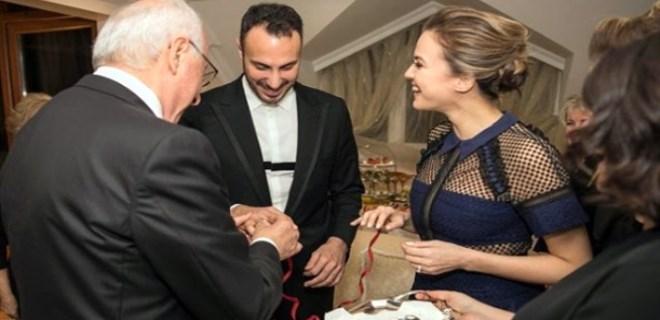 Simge Fıstıkoğlu evleniyor