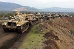 Afrin'in merkezine 8 kilometre yaklaşıldı