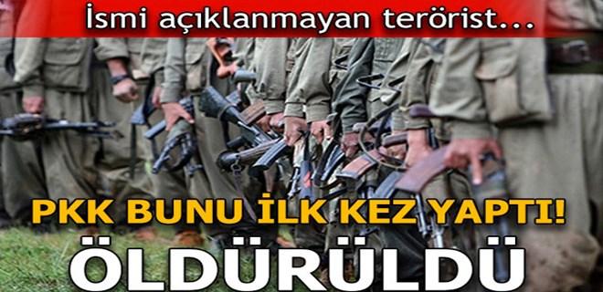 PKK'nın kimlik oyunu: Gizlediler!