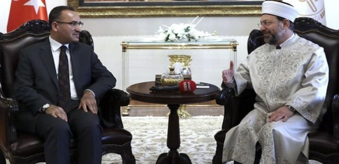 Cumhurbaşkanı Erdoğan talimat verdi, Diyanet harekete geçti