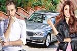 Murat Dalkılıç'tan yeni aşka yeni araba