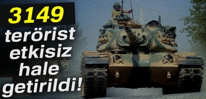 TSK'dan 'Afrin açıklaması'