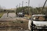 TSK Afrin merkez sınırlarına ulaştı