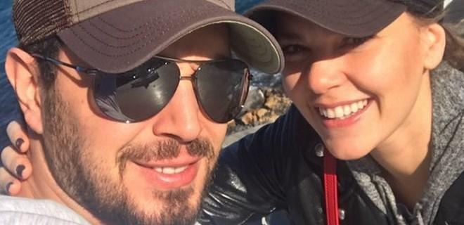 Murat Boz yeni yaşına Alaçatı'da 'Merhaba' dedi