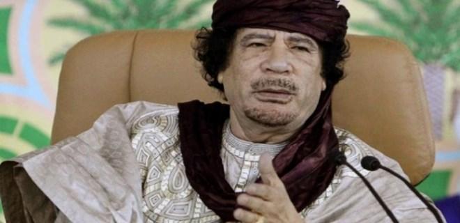 Kaddafi'nin 10 milyar avrosu kayıp!