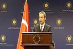 Dışişleri Sözcüsü Hami Aksoy'dan 'Kardak' açıklaması