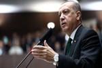 Cumhurbaşkanı Erdoğan'dan AK Parti grubunda açıklamalar