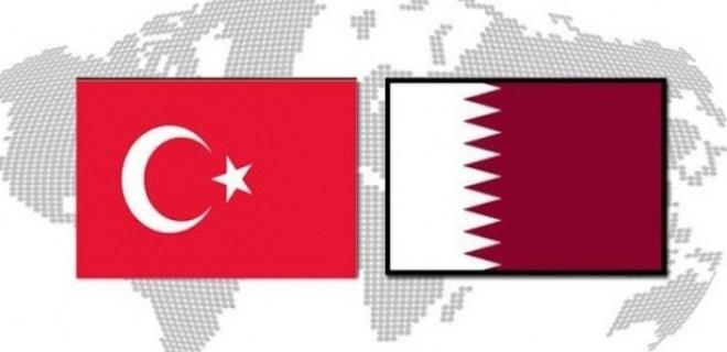 Katar ile Türkiye 5.2 milyar dolarlık anlaşma imzaladı