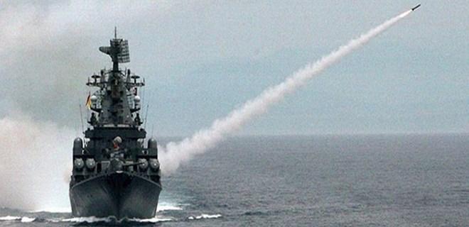 Doğu Akdeniz'deki uçaklara 72 saatlik 'füze' uyarısı