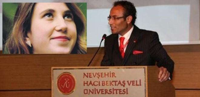 Nevşehir'de doçent dehşeti!
