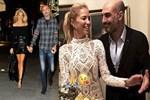 Burcu Esmersoy ve Berk Suyabatmaz nişanlandı