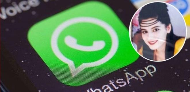 WhatsApp fotoğrafını beğenmeyince katletti!