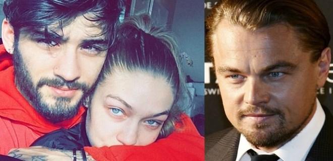 Leonardo di Caprio'ya Zayn çalımı!