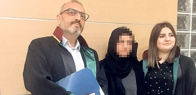 Cinsel taciz cinayetine beraat