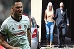 Beşiktaşlı Tosic'in eşi ifade verdi