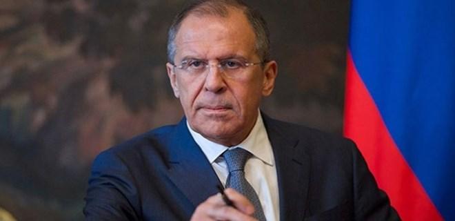 Sergey Lavrov'dan ABD'ye uyarı!