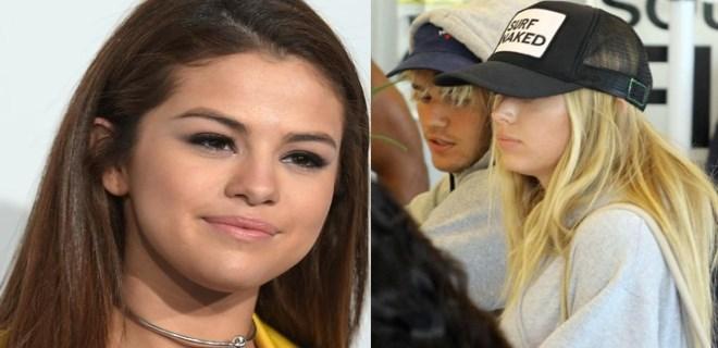 Justin Bieber yeni aşkıyla sobelendi!