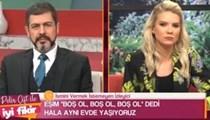TRT ekranında şok eden diyalog