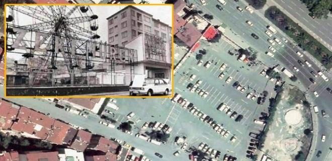 Vatan Caddesi üzerindeki eski Lunapark arazisine ne olacak?