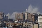 Suriye ordusu Doğu Guta'da zafer ilan etti!