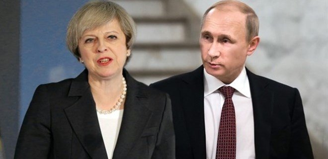 İngiliz - Rus çekişmesinde kılıçlar çekildi!