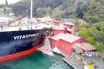 Tarihi yalıya çarpan geminin kara kutusu çözümlendi