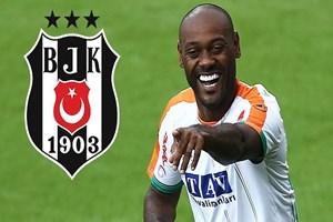 Vagner Love, Beşiktaş'tan ayrılabilir