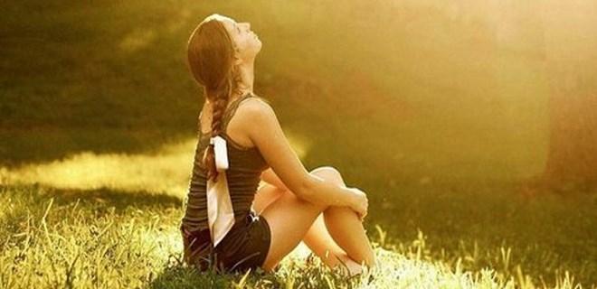 Güneşin gücünü 'kalbinizde' hissedin!