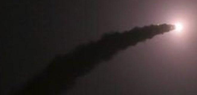 Suriye basınından iddia: 'Humus üzerindeki füzeler etkisiz hale getirildi'