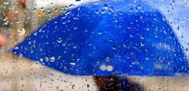 İstanbul'da bugün sağanak yağış bekleniyor!