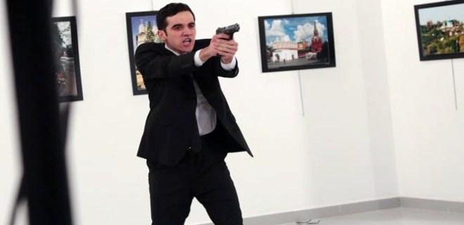 Rus büyükelçinin katilinin telefonunun şifresi çözülemedi