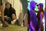 Leonardo di Caprio'nun 'Coachella' kaçamağı!
