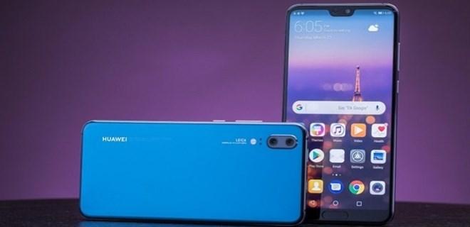 Huawei 10 saniyede 15 milyon dolar değerinde telefon sattı
