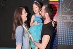 Benderlioğlu çifti kızlarının doğum gününü kutladı