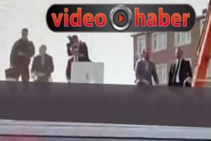 Cumhurbaşkanı Erdoğan'ın başına gelen görünmez kaza!