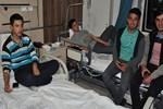 Gıda zehirlenmesi şüphesiyle 116 öğrenci hastaneye kaldırıldı!