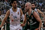 Panathinaikos'tan Real Madrid'e büyük fark!