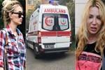 Esra ve Ceyda Ersoy kardeşlerin kavgasını polis ayırdı!