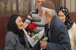 110 yaşındaki kadına doğum günü sürprizi