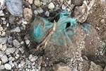 Parçalanarak gömülmüş cesedi bulundu!